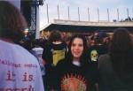 Me at Lollapalooza 1993